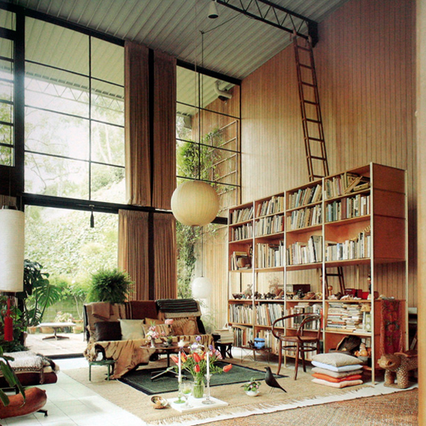 Living Room Cases: Inside The Eames House