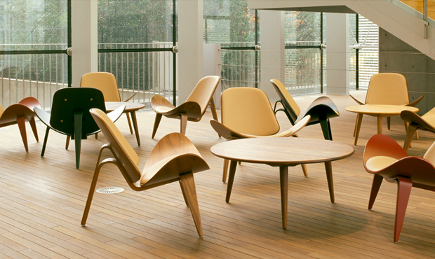 Danish furniture at the galleria - Danish furniture designers ...