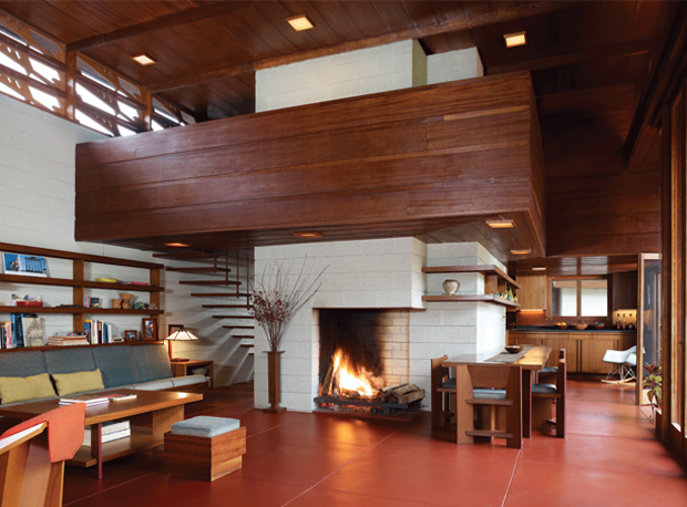 Looking at the work of architect frank lloyd wright image2