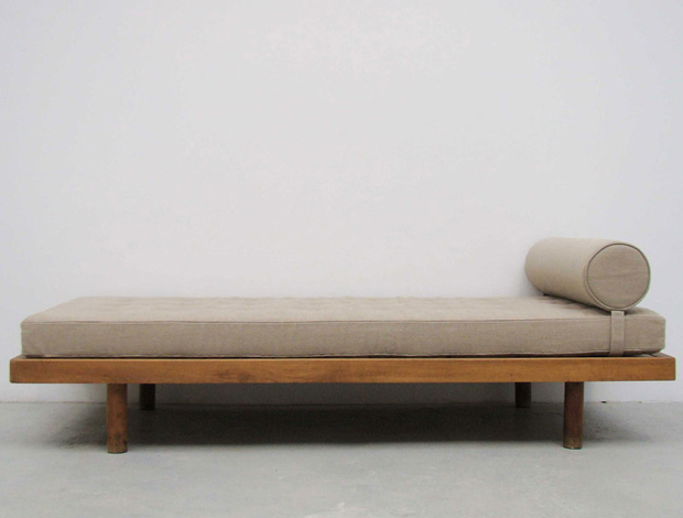 Jenny Lind Daybed White The Land Of Nod Exploring the Life and Works of Charlotte Perriand | OEN
