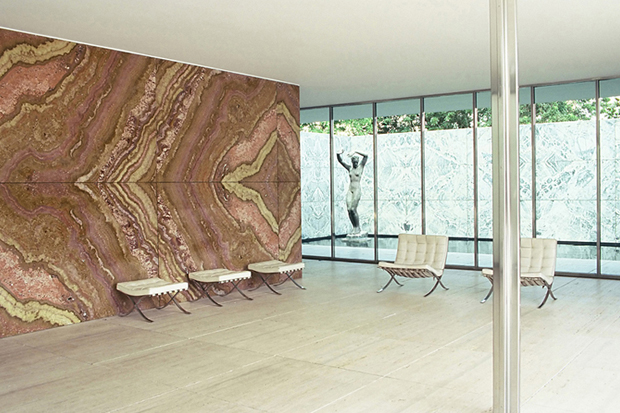 Mies Aalto And Le Corbusier Interiors Photographed By