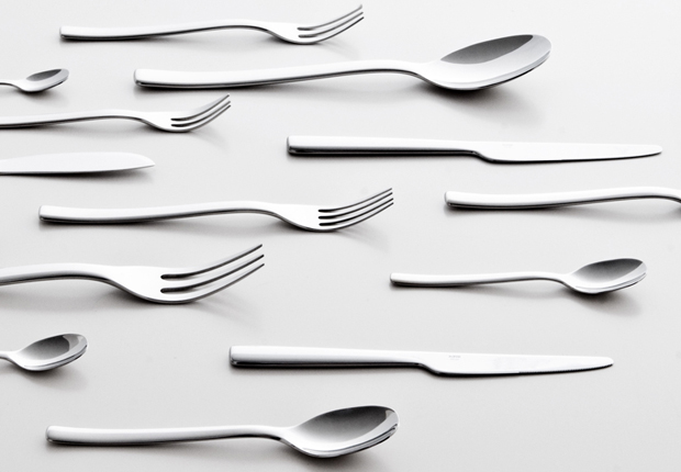 Ovale Cutlery Collection ­2012 by Ronan and Erwan Bouroullec 1