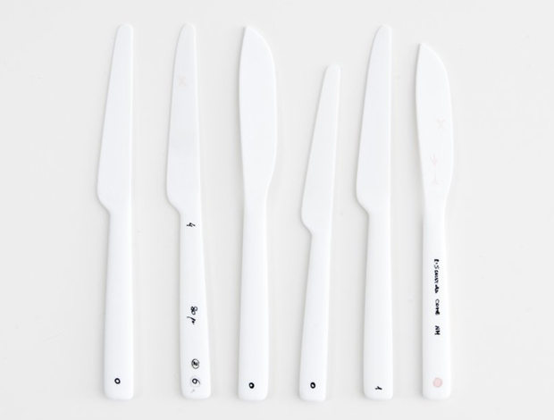 Ovale Cutlery Collection ­2012 by Ronan and Erwan Bouroullec 11