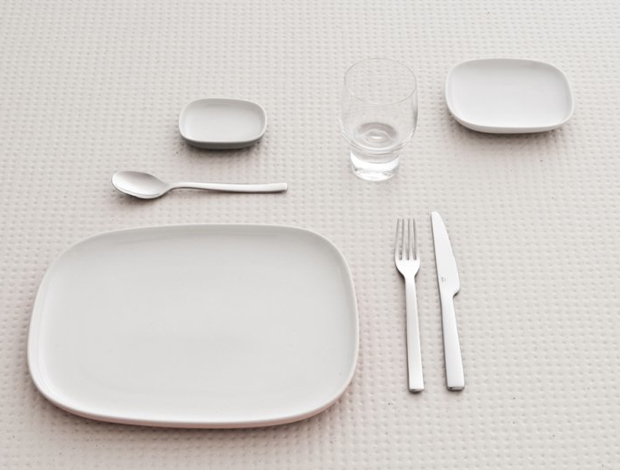 Ovale Cutlery Collection ­2012 by Ronan and Erwan Bouroullec 9