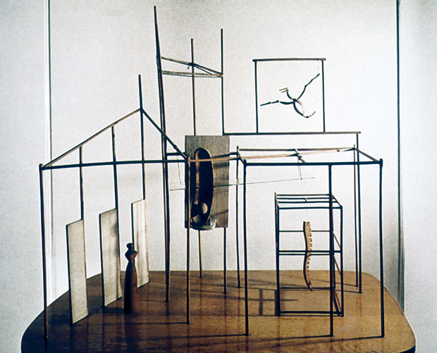 Series of Modernist Sculptures image1