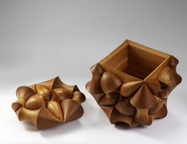 Wooden Vessels by Laszlo Tompa image2