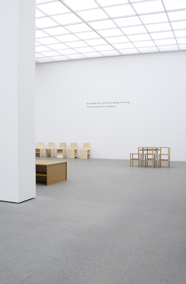 Donald-Judd,-A-Selection-of-Furniture-6