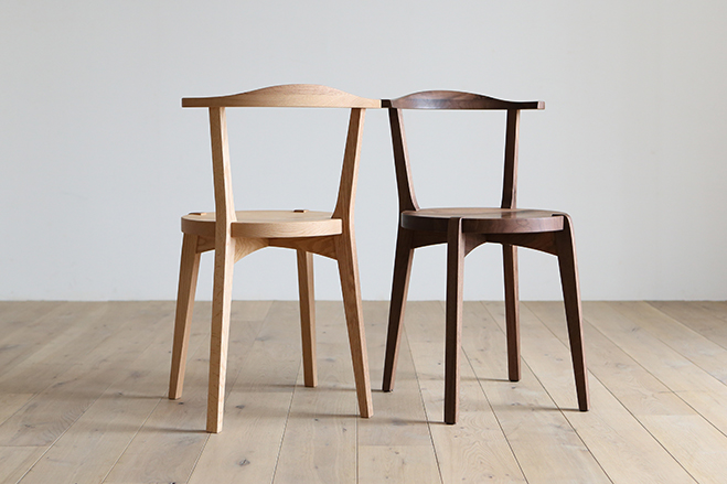 Wooden furniture by japanese company hirashima oen for Japanese furniture