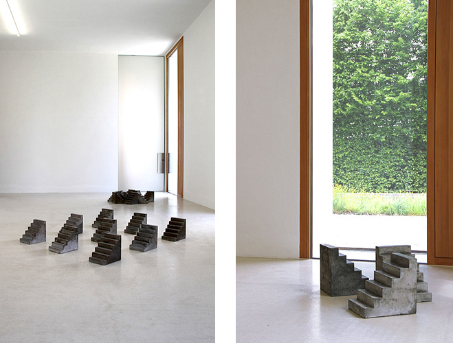 Concrete-Houses-and-Stairwell-Sculptures---Fruh-by-Hubert-Kiecol-8