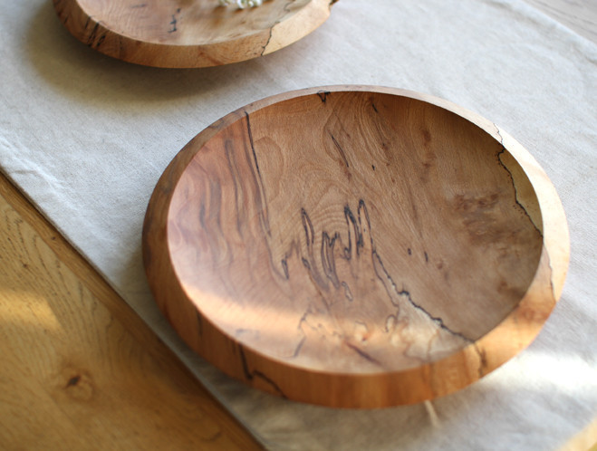 Handturned in Cumbria - New Wooden Bowls & Dishes by Jonathan Leech 7
