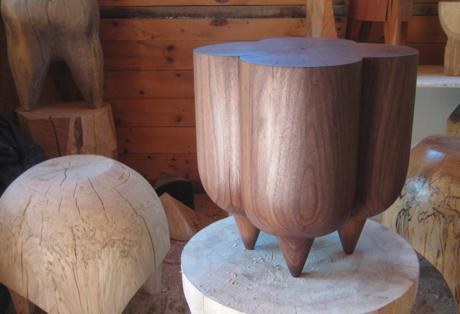 Locally-Sourced-and-Salvaged---Stump-Stools-and-Tables-by-Kieran-Kinsella-6