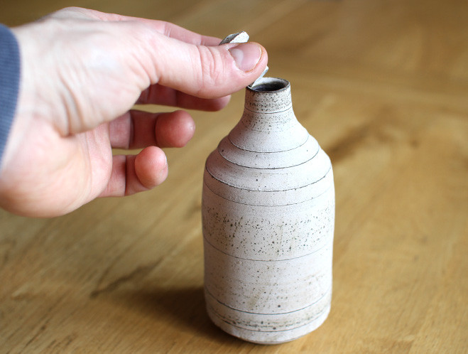 New Maker - Japanese Potter Akihiro Nikaido at OEN Shop 4