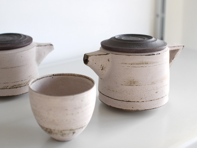 New Maker - Japanese Potter Akihiro Nikaido at OEN Shop 7