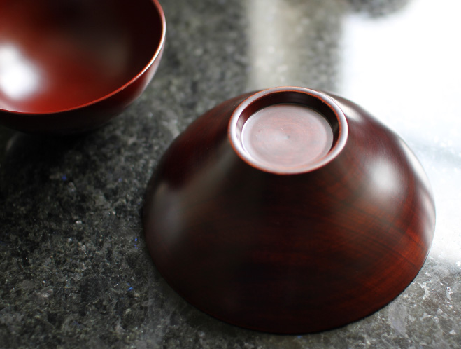 Beautifully Crafted Bowls by Fujii Works at OEN Shop 2