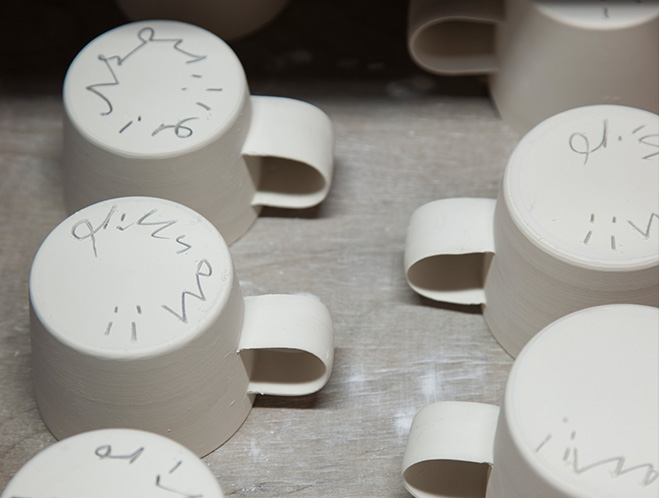 Teapots, Cups & Small Plates - Designed in Tokyo by Yumiko iihoshi 7