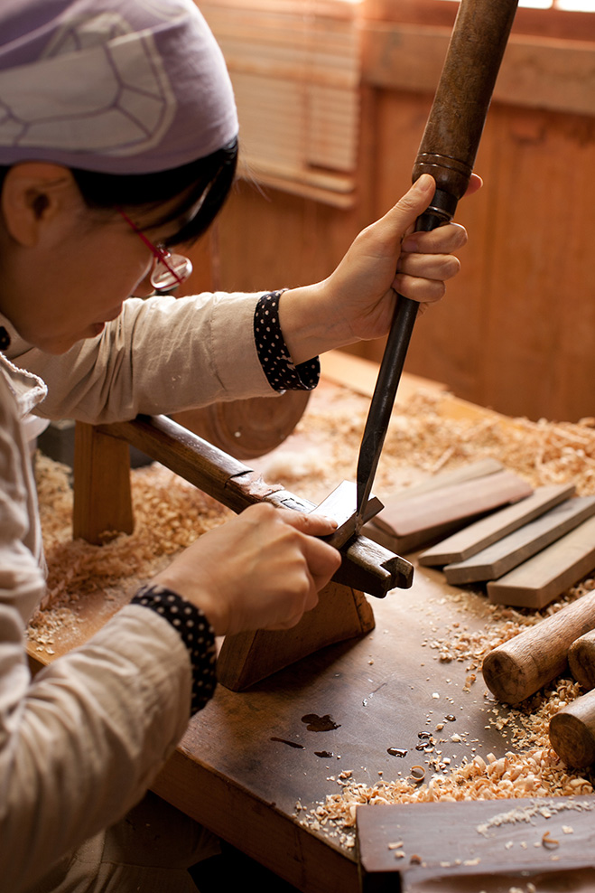 New Feature -  Maiko Okuno's Workshop in Ishikawa Prefecture, Japan 3