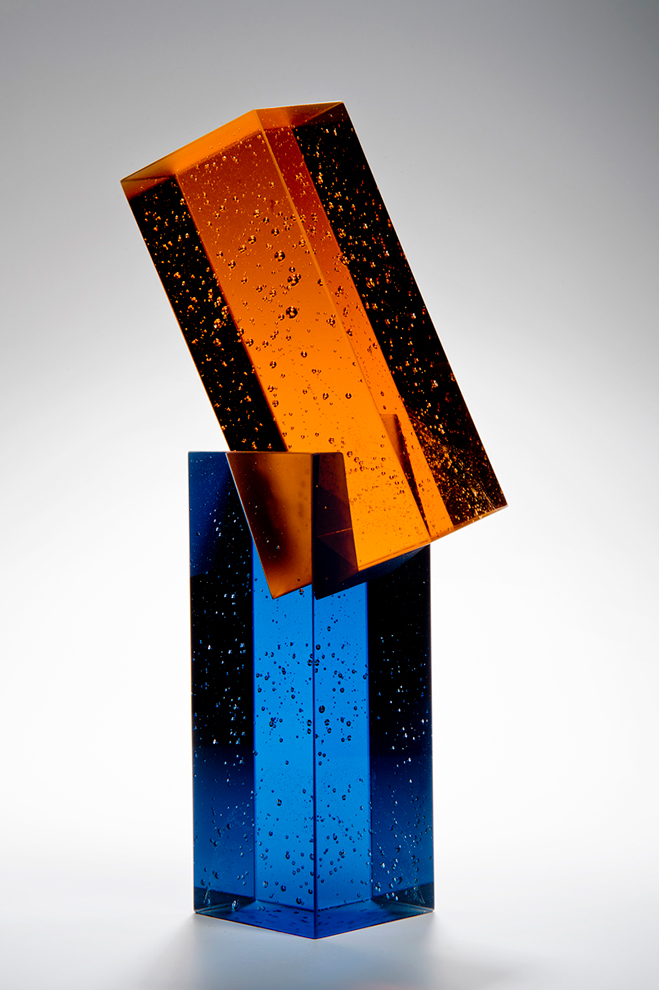 Colour,-Form-and-Light---Solid-Transparent-Glass-Sculpture-by-Heike-Brachlow-3