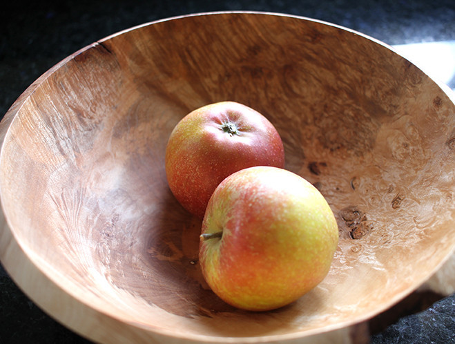 New Work at OEN Shop - Natural Wooden Bowls by Jonathan Leech 6
