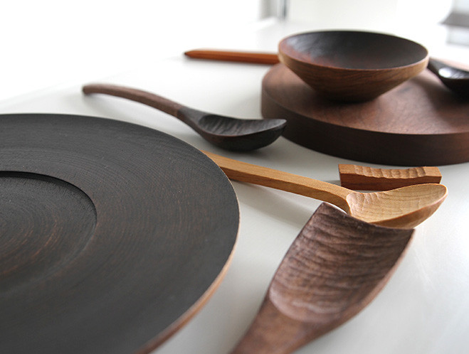 New Maker at OEN Shop - Woodwork by Japanese Craftsman Eiji Hagiwara 1