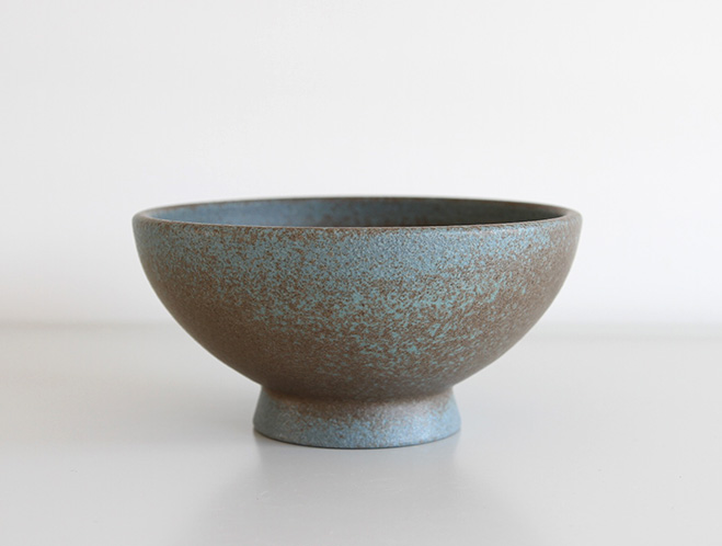 Flecked and Mottled - New Pottery at OEN Shop by Mushimegane Books 2
