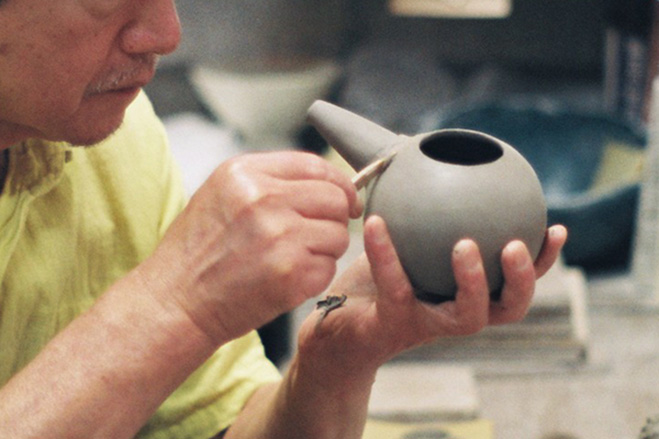 The-Six-Japanese-Craft-Artisans-–-Tatazumai-Exhibition-by-Muji-2
