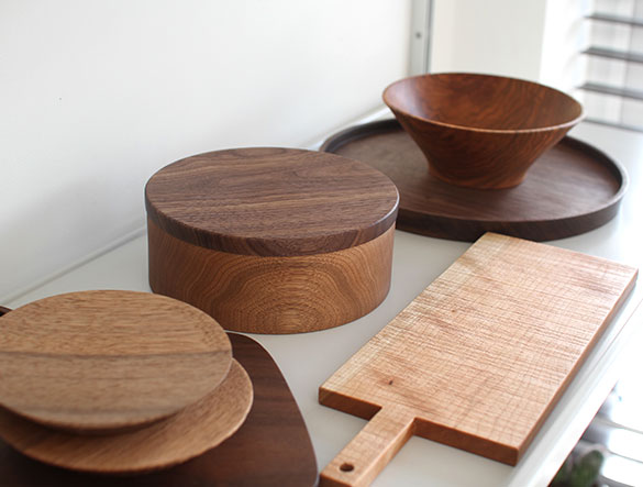 Woodwork by Japanese Woodworker Masahiro Endo