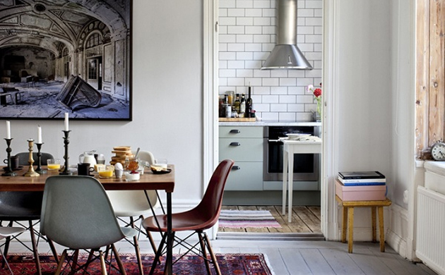 One Bedroom Studio Apartment In Stockholm Sweden