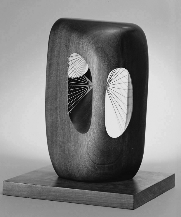 Admiring The Work Of Barbara Hepworth Oen