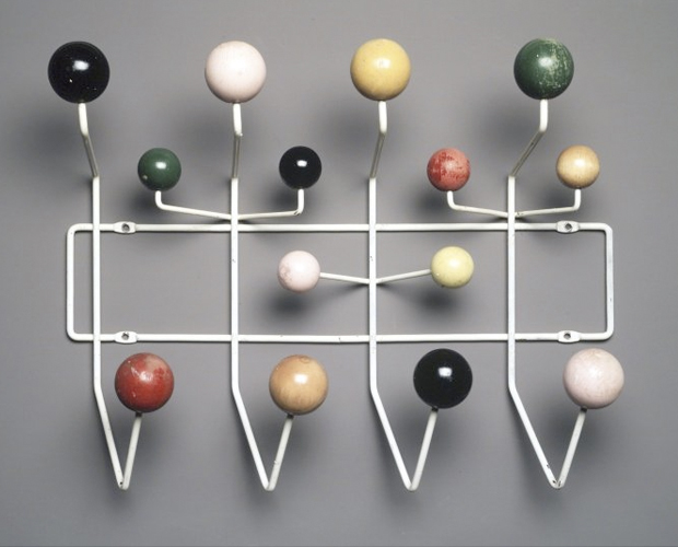 "HangItAll"" Coat Rack By Charles And Ray Eames OEN Best Eames HangItAll Coat Rack"