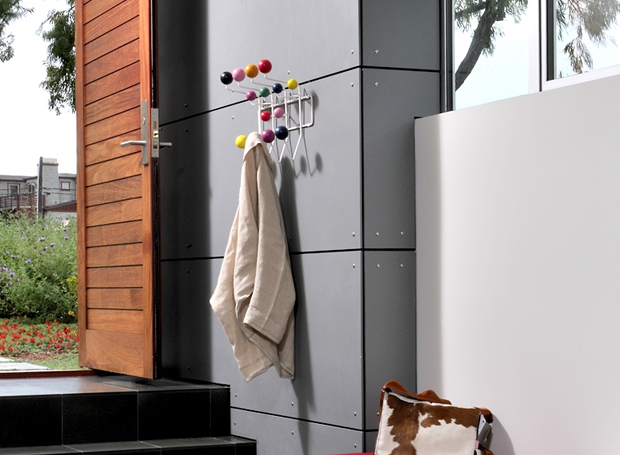 hang it all coat rack by charles and ray eames oen. Black Bedroom Furniture Sets. Home Design Ideas