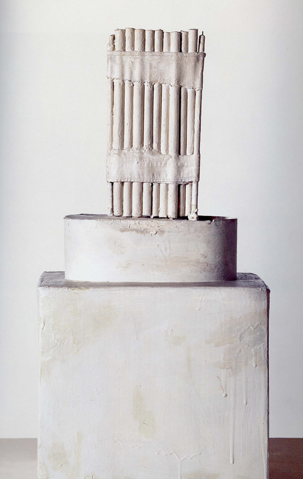 Cy Twombly Sculptures Oen
