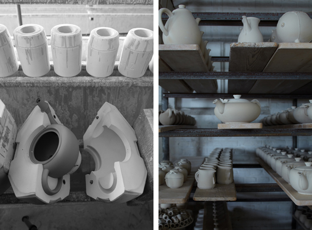 hedwig bollhagen workshops for ceramics photographed by. Black Bedroom Furniture Sets. Home Design Ideas