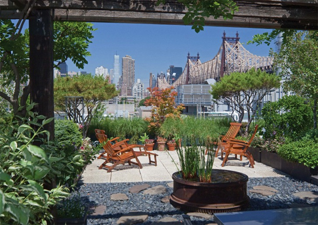 Photo Preview Of Rizzoli S Rooftop Gardens Book Oen