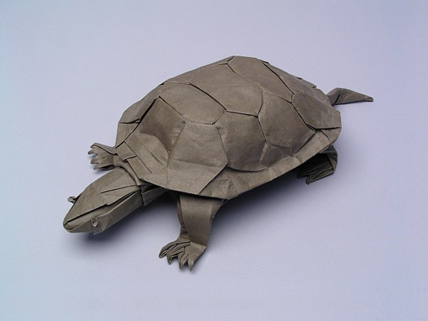 Collection Of Work From Origami Artist Robert J Lang Oen