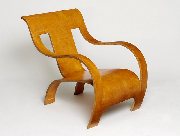 Gerald Summers Bent Plywood Armchair & Gerald Summers Bent Plywood Armchair | OEN
