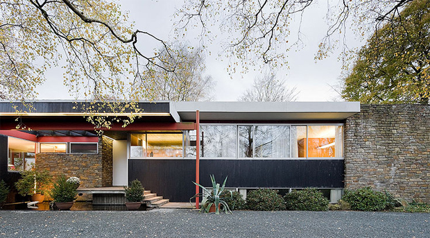 Pescher House Richard Neutra Oen