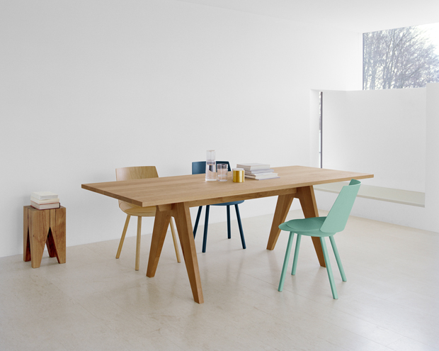 Ferdinand Kramer ferdinand kramer furniture collection by e15 oen