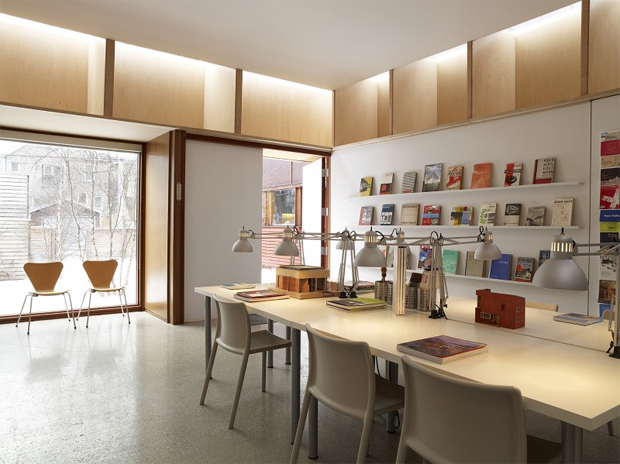 craven road studio by shim