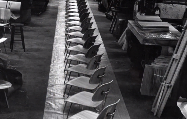 Preserving The Authenticity Of The Eames Furniture By
