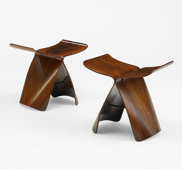 Modern Furniture Auction furniture at the modern design exhibition, wright auction house | oen
