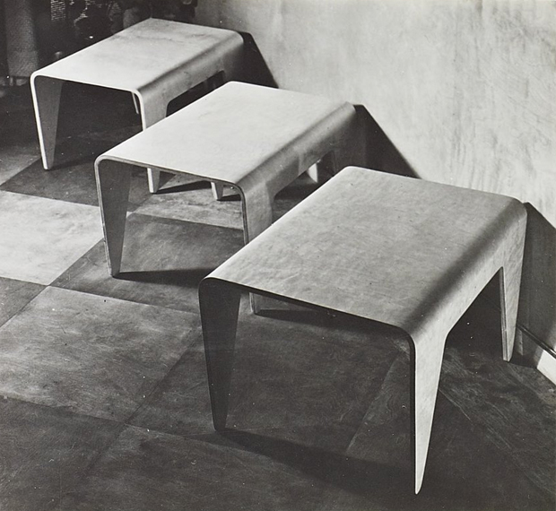Awesome Plywood Furniture In The Marcel Breuer Archive | OEN