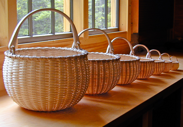 A Look at Basketmaker Stephen Zeh 1