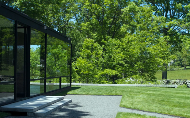 Conversations in Context by The Philip Johnson Glass House 1