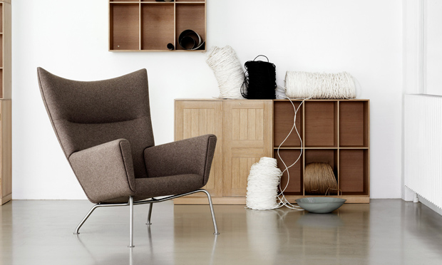 furniture from carl hansen son oen. Black Bedroom Furniture Sets. Home Design Ideas