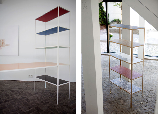 Muller van Severen, A Furniture Project by Fien Muller and Hannes van Severen 10