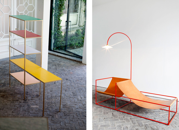 Muller van Severen, A Furniture Project by Fien Muller and Hannes van Severen 11