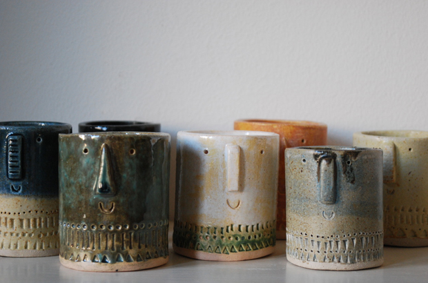 One of a Kind Ceramics by Atelier Stella 9