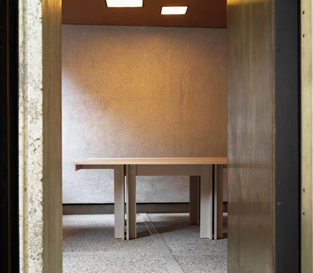 The Tables of Carlo Scarpa 8