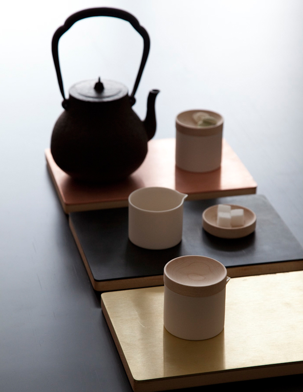 CEREMONY Tea Set by Claesson Koivisto Rune & Mjölk 1
