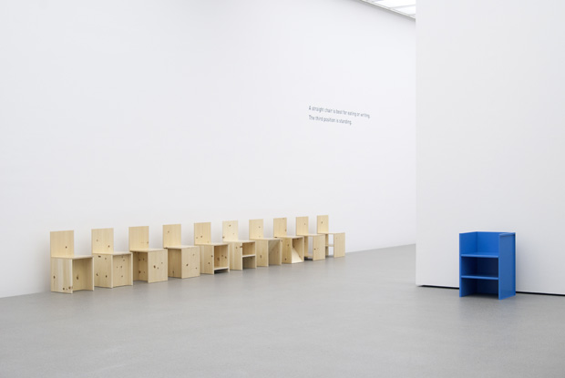 Donald-Judd,-A-Selection-of-Furniture-8
